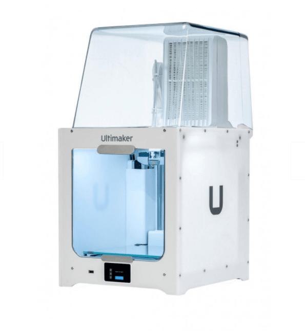 Ultimaker 2+ Connect & Air Manager 3D Yazıcı
