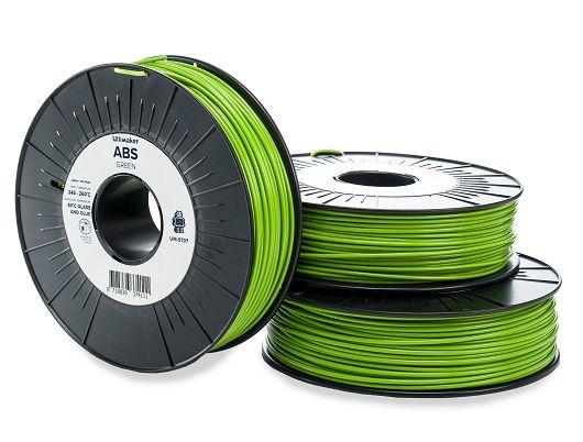 Ultimaker ABS - Yeşil