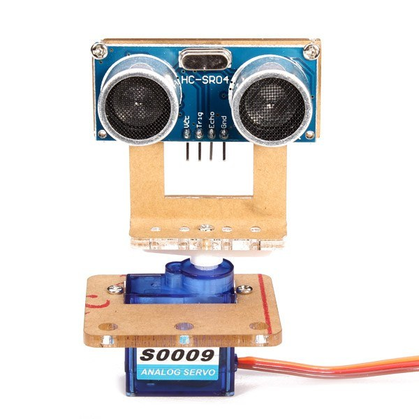 Buy Ultrasonic Sensor Mount Device A Type - Compatible with Servo with  cheap price