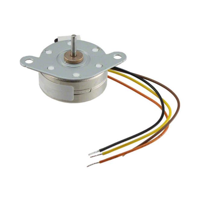 Unipolar Step Motor