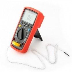 UNIT UT 139C Isı Problu AC/DC TrueRMS Dijital Multimetre - Thumbnail