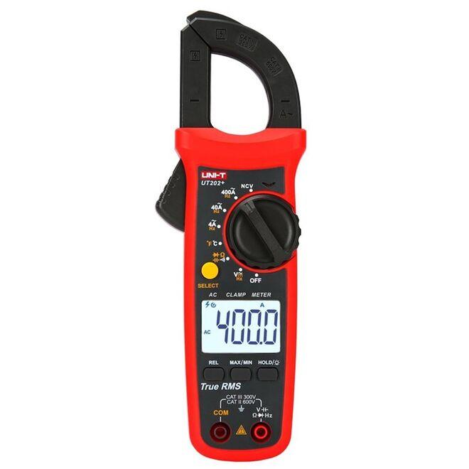 Unit UT 202+ 400A AC Clamp Ammeter