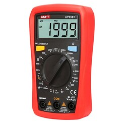Unit UT 33B+ Digital Multimeter - Thumbnail