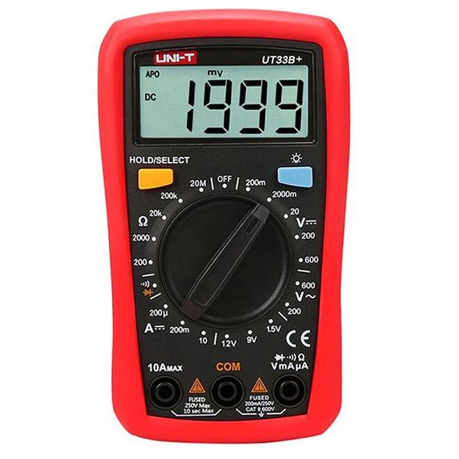 Unit UT 33B+ Digital Multimeter