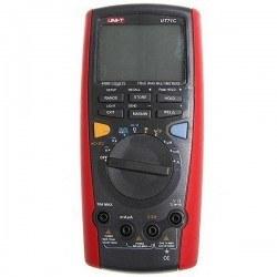 UNIT UT 71C Isı Problu AC/DC TrueRMS Dijital Multimetre - Thumbnail