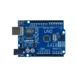 UNO R3 Clone For Arduino - With USB Cable - (USB Chip CH340) - Thumbnail