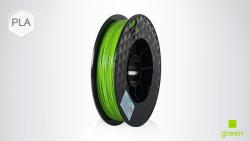 Up Mini - UP PLA 1.75mm Green Filament - 2x500gr