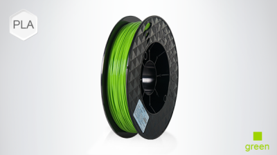 UP PLA 1.75 mm Yeşil Filament - 2x500 g