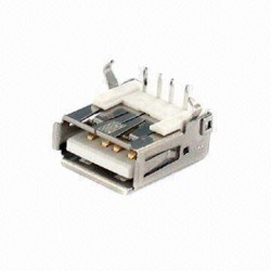 Robotistan - USB A Type Female Input Connector