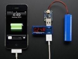 USB Akım ve Gerilim Göstergesi - Thumbnail