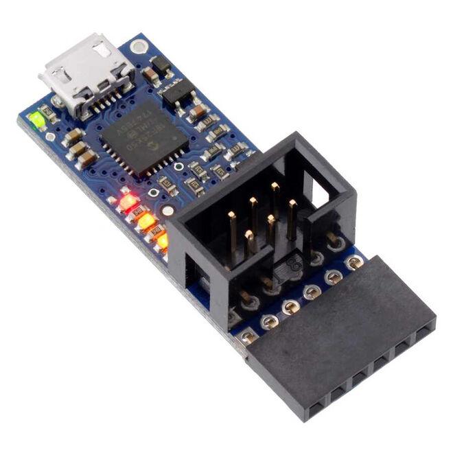 USB AVR Programlayıcı V2.1