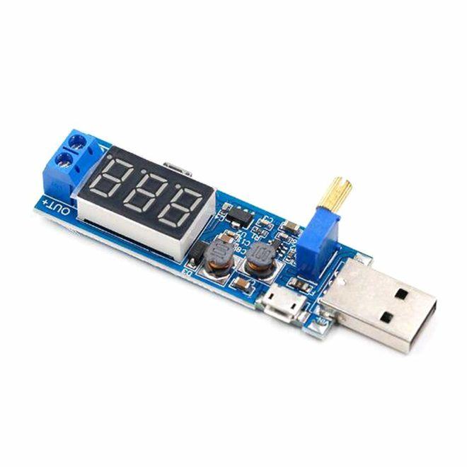 USB Booster Voltage Regulator (5V to 3.3V-24V)