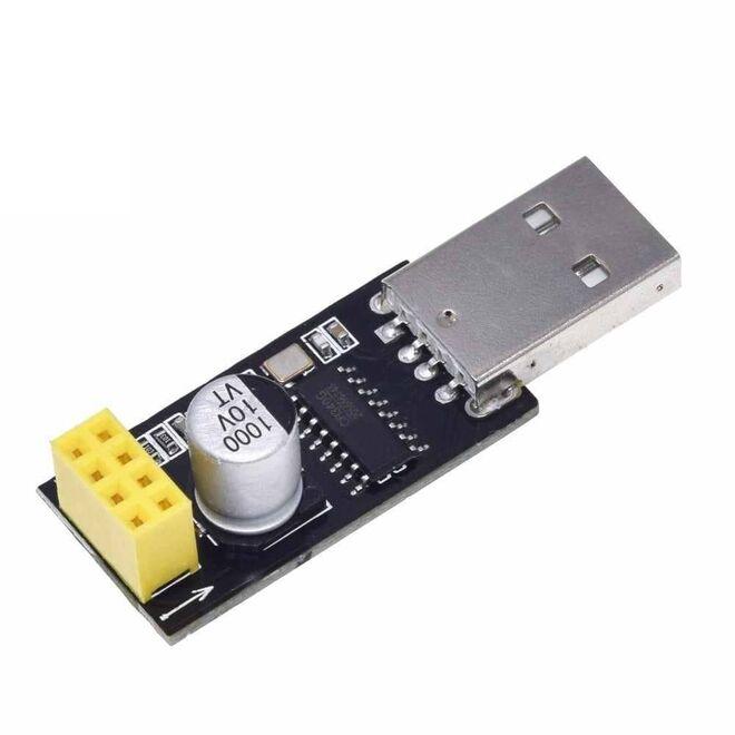USB - ESP8266 Wifi Adaptör