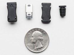 USB Mini-B Type Housing Socket - Thumbnail