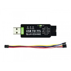 USB to TTL Serial UART Converter Original FT232RL - Thumbnail