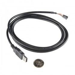 Sparkfun - Usb TTL Seri Kablo