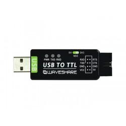 WaveShare - USB - TTL Serial UART Dönüştürücü Orjinal FT232RL