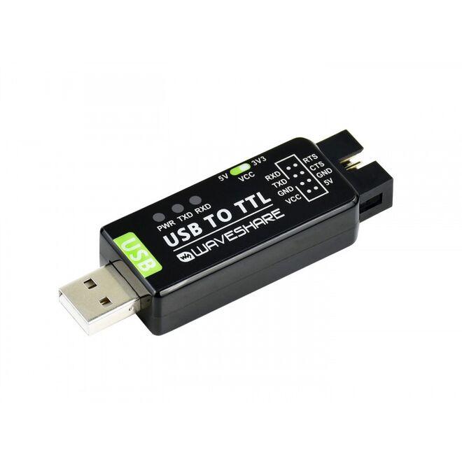 USB - TTL Serial UART Dönüştürücü Orjinal FT232RL