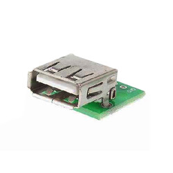 USB Type-A (Female) to DIP Converter - Thumbnail