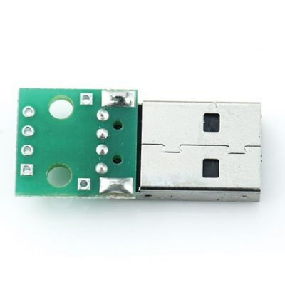 USB Type-A (Male) to DIP Converter