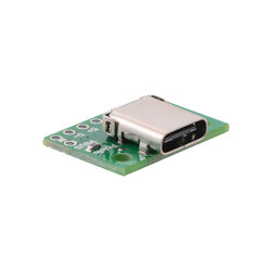 Pololu - USV 2.0 Type-C Connector B-O Board