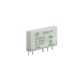 V23092 Tipi 24 V Yassı Röle - HF41F-24VDC