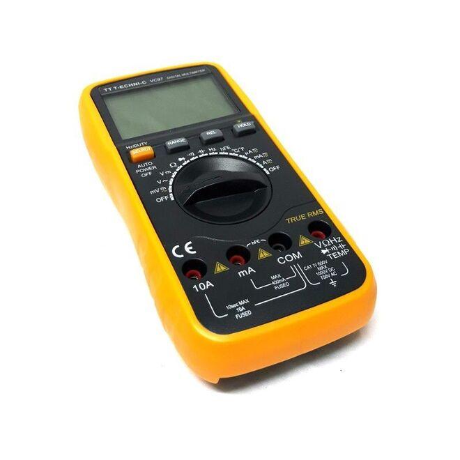 VC 97 Dijital Multimetre