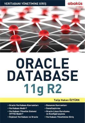 Veritabanı Yönetimine Giriş Oracle 11g R2 - Talip Hakan Öztürk