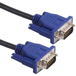 VGA Kablo 15 Pin Erkek-Erkek 1.5 M - Thumbnail