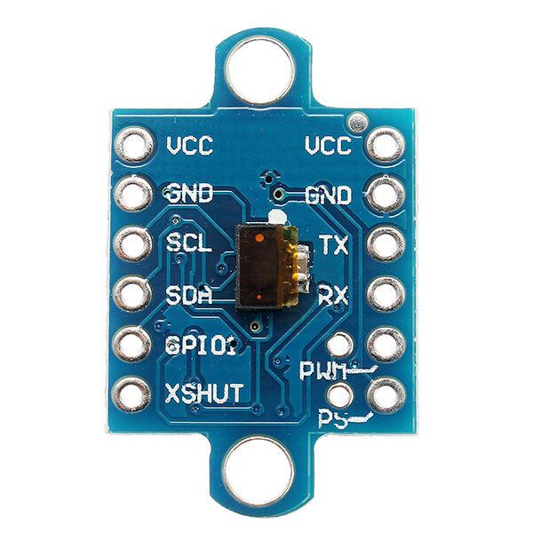 VL53L0X Lazer ToF Sensör Modül (I2C, PWM, Serial)