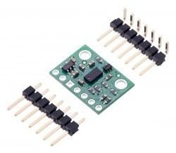 VL53L0X Time-of-Flight Regülatörlü Mesafe Sensörü - 200 cm - PL2490 - Thumbnail