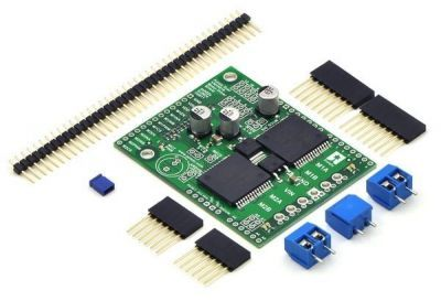 VNH5019 Arduino Uyumlu Çift Motor Sürücü Shield - PL-2507