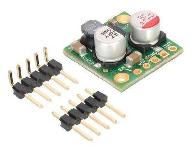 Voltaj Düşürücü Regülatör Kartı - 5 V, 2.5 A - D24V25F5 -PL2850