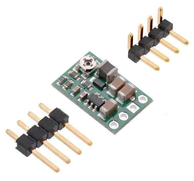 Voltaj Düşürücü Regülatör Kartı D36V6AHV - PL-3799