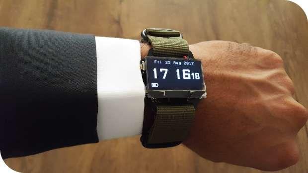 watchX - Giyilebilir Geliştirme Platformu