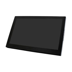 WaveShare - WaveShare 13.3 inch HDMI Capasitive Touch LCD with Case 1920x1080 (H)
