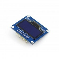 WaveShare 1.3inch OLED (B) - Thumbnail