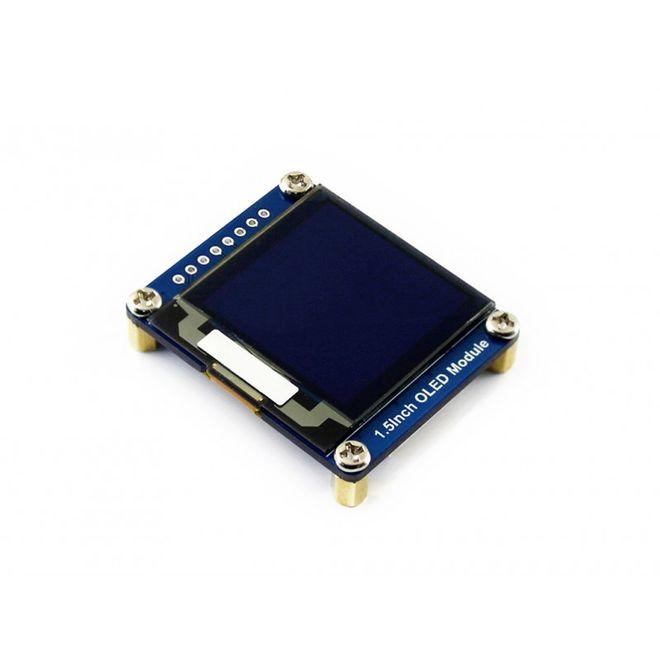WaveShare 1.5 inch OLED Ekran - 128x128