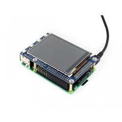 WaveShare 2.8inch Resistive Touch LCD - 320x240 (A) - Thumbnail