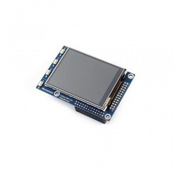 WaveShare - WaveShare 2.8inch Resistive Touch LCD - 320x240 (A)