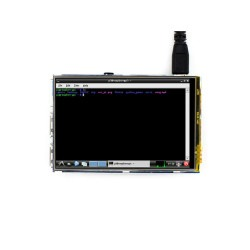 WaveShare 3,5'' Raspberry Pi Touch LCD Display (Primary Display) - Thumbnail