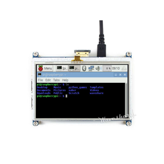WaveShare 4.3inch HDMI LCD, 480×272