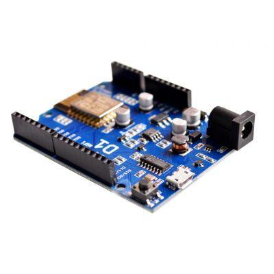 WeMos D1 - ESP8266 Based Arduino Board
