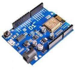WeMos D1 - ESP8266 Tabanlı Arduino Kartı - Thumbnail
