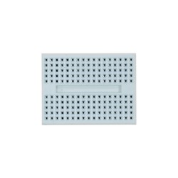 White Mini Breadboard - Thumbnail