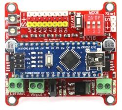 Wing Arduino Robot Board (Arduino NANO Not Included) - Thumbnail