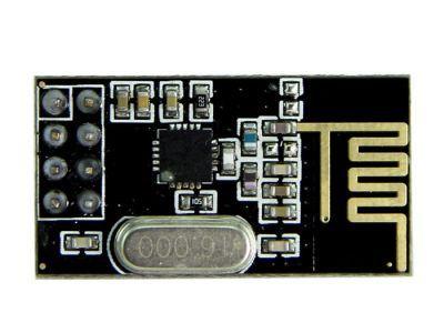 Wireless NRF24L01 + 2.4 GHz Transceiver Modül - 2.4 GHz Alıcı Verici Modül