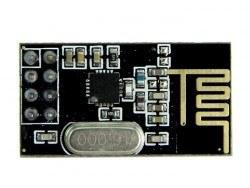 Wireless NRF24L01+ 2.4GHz Transceiver Module - Thumbnail
