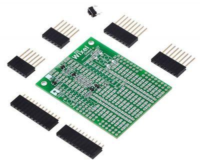 Wixel Arduino Kablosuz Haberleşme Shield′i