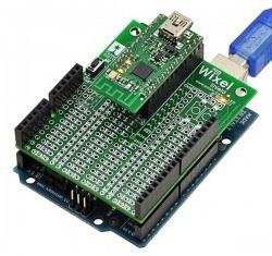Wixel Arduino Wireless Communication Shield - Thumbnail